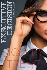 romance short story cover Executive Decision