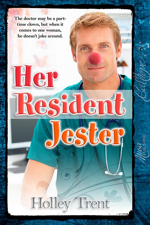 Her Resident Jester cover art