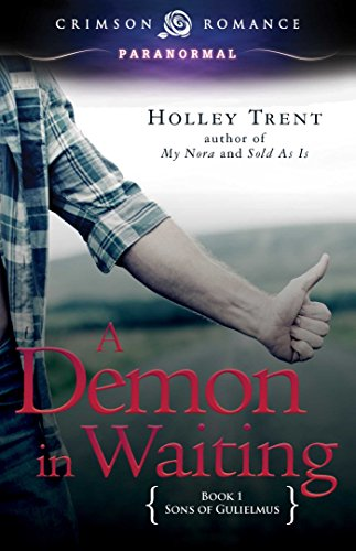 A Demon in Waiting cover