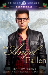 An Angel Fallen Sons of Gulielmus holiday paranromal romance