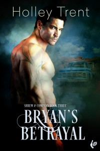 Bryan's Betrayal interracial multicultural bear shifter romance