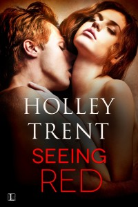 Seeing Red by Holley Trent cover