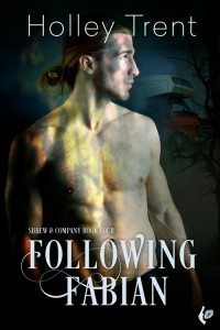 Following Fabian Shrew and Company paranormal romance cover