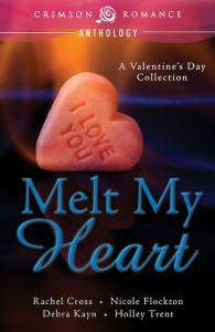 Melt My Heart anthology cover