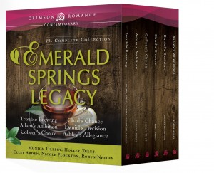Emerald Springs Legacy box set