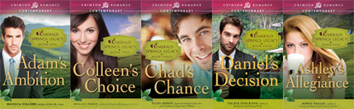 Emerald Springs Legacy series