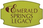 Emerald Springs Legacy button
