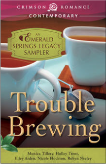 Trouble Brewing Sampler Cover