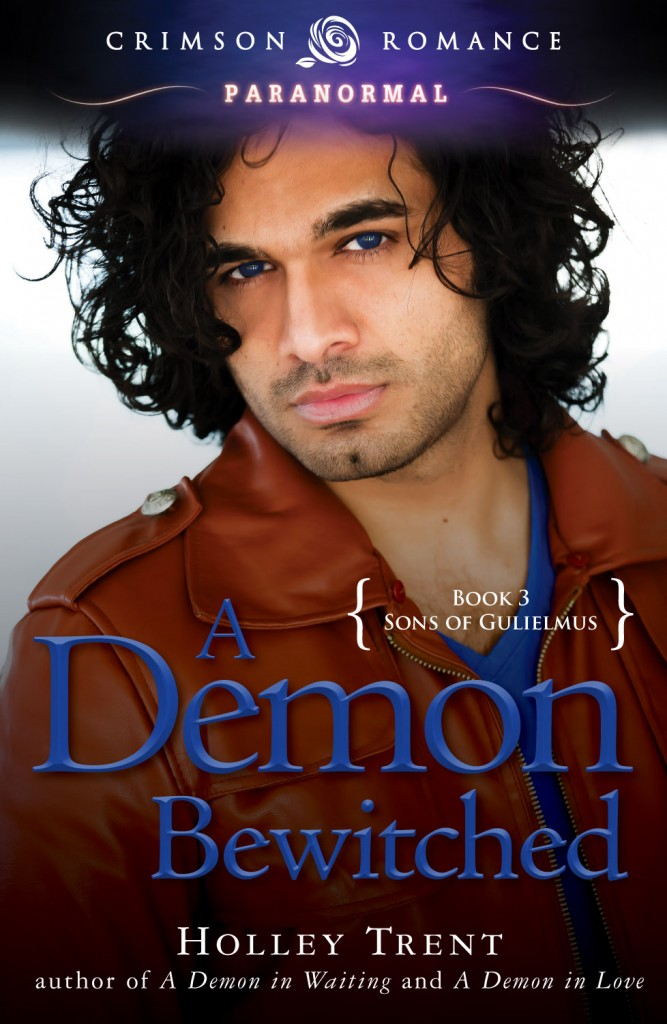 A Demon Bewitched paranormal romance