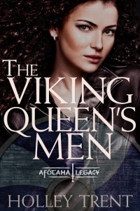 The Viking Queen's Men cover