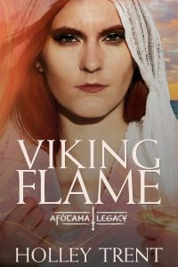 Viking Flame witch paranormal romance