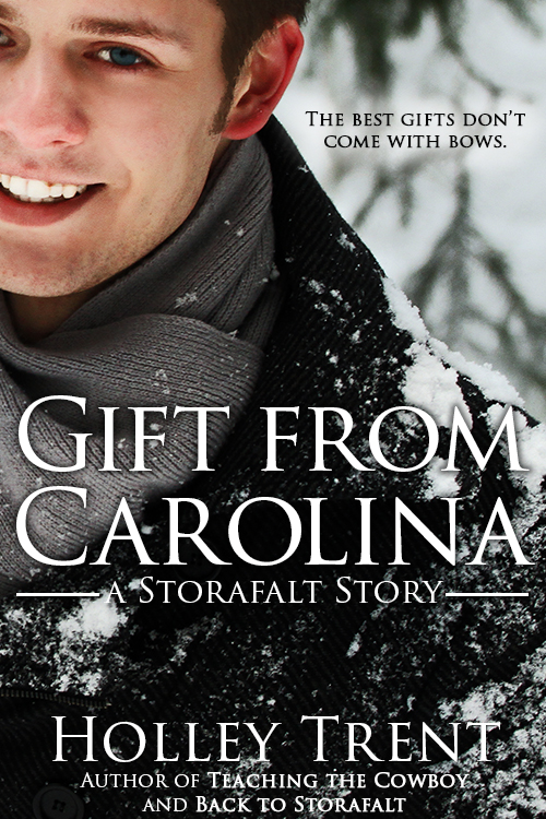 Gift from Carolina contemporary IR romance bwwm Holley Trent