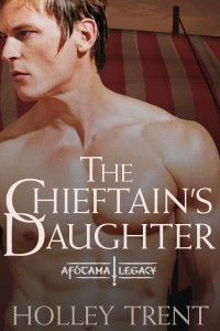 The Chieftain's Daughter MMF erotic paranormal romance