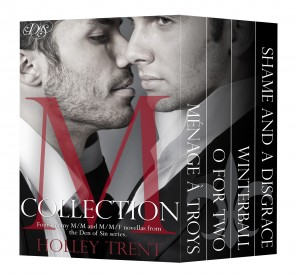 M Collection MM and MMF erotic romances