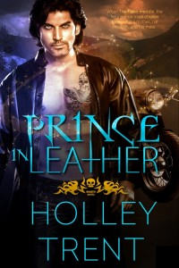 Prince in Leather interracial fantasy romance