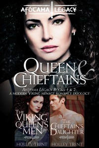 Queen and Chieftains by Holley Trent