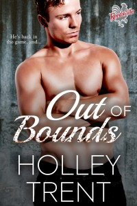 Out of Bounds MMF romance