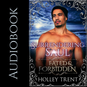 Surrendering Saul audiobook cover