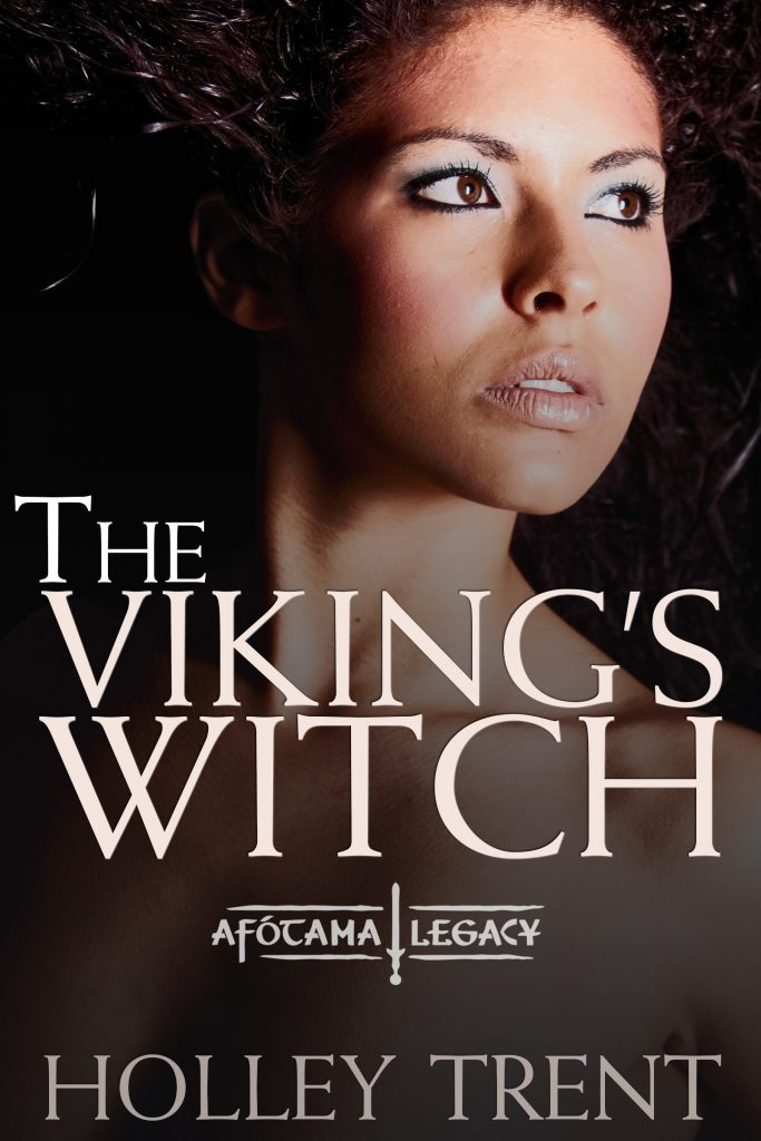 The Viking's Witch bwwm paranormal romance