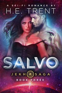 Salvo by HE Trent