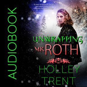 Unwrapping Mr Roth audiobook cover