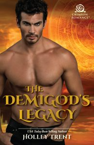 The Demigods Legacy multicultural romance