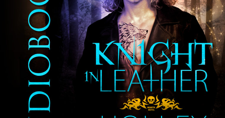 KNIGHT IN LEATHER is now available in audiobook format!