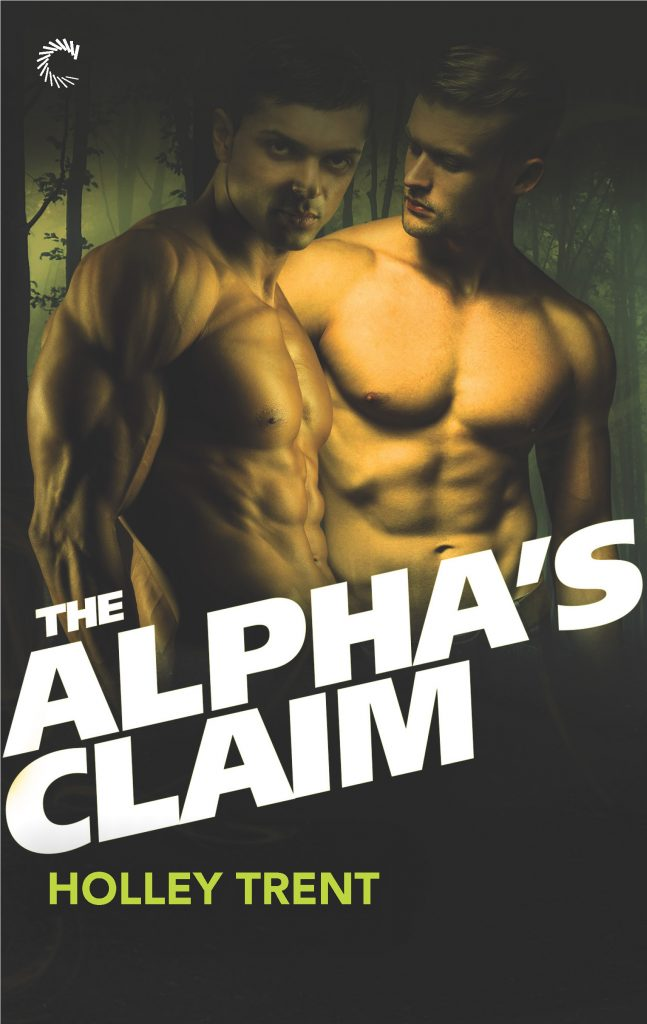 The Alpha's Claim m/m shapeshifter romance