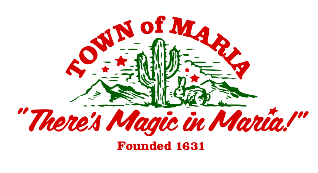 Town of Maria graphic