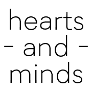 Hearts and Minds logo