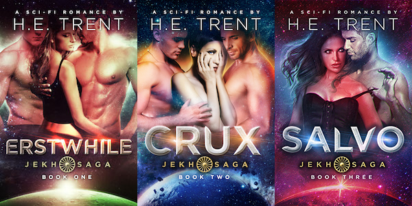 Limited-time deals on ERSTWHILE, CRUX, and SALVO
