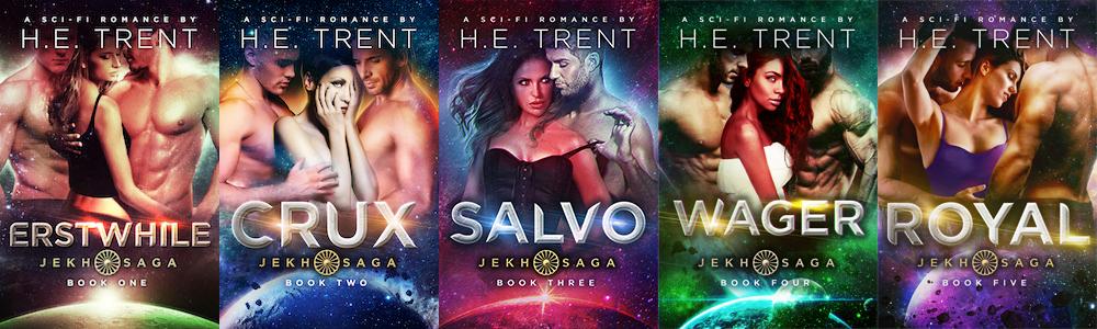 5 Jekh Saga covers