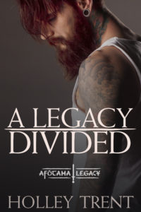 A Legacy Divided cover