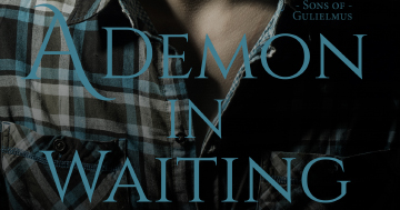 A Demon in Waiting—Edition II—is out now!